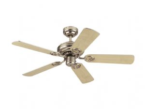 72123 Design & Combine Brushed Aluminium Ceiling Fan